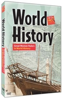 World History: Great Women Rulers in World History DVD