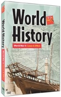 World History: World War II: Cause & Effect DVD