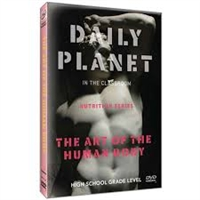 Daily Planet in the Classroom: Nutrition: The Art of the Human Body DVD
