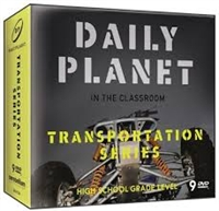 Daily Planet in the Classroom: Transportation Super Pack