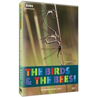 Kids @ Discovery Nature: The Birds & the Bees (#GH4164)
