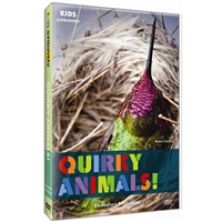 Kids @ Discovery Nature: Quirky Animals! (#GH4168)