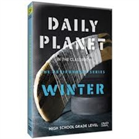 Daily Planet in the Classroom Environment: Winter DVD