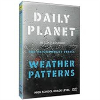 Daily Planet in the Classroom Environment: Weather Patterns DVD
