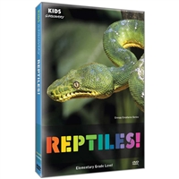 Kids @ Discovery Creepy Creatures: Reptiles! (#GH4199)