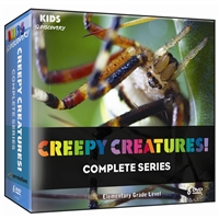 Kids @ Discovery: Creepy Creatures (#GH4201)