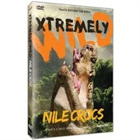 Xtremely Wild: Nile Crocs DVD