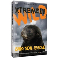 Xtremely Wild: Baby Seal Rescue DVD