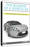 Business of a Sports Car: Development & Testing DVD