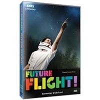 Kids @ Discovery Physical: Future Flight! DVD