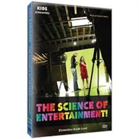 Kids @ Discovery Physical: The Science of Entertainment! DVD