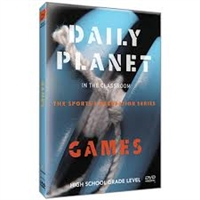 Daily Planet in the Classroom Sports & Recreation: Games DVD