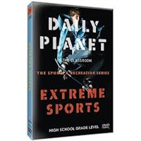 Daily Planet in the Classroom Sports & Recreation: Extreme Sports DVD
