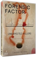 Forensic Factor: Unexpected Killers DVD