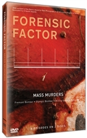 Forensic Factor: Mass Murders DVD