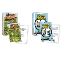 Kelso's Choice Flashcard Games Set (2 Pack)