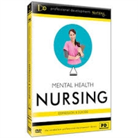 Mental Health Nursing: Depression & Suicide DVD