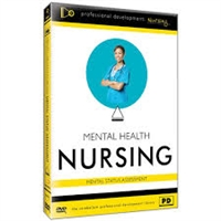 Mental Health Nursing: Mental Status Assessment DVD