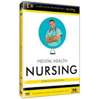 Mental Health Nursing: Dementia & Agitation DVD