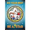 Kelso Star Posters Set 4-5 (2 Pack)