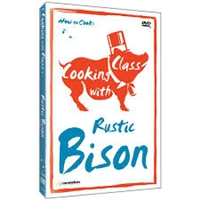 Cooking with Class: Rustic Bison DVD