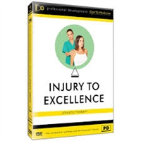 Injury to Excellence: Athletic Therapy DVD
