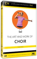 Art and Work fo Choir: Voice DVD
