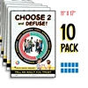 Mini Kelso's Choice Posters Grade 4-5 (10-Pack) (11x17)