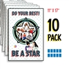 Mini Kelso Star Posters Grade 4-5 (10-Pack) (11x17)