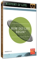 History of Life: How Did Life Begin? DVD