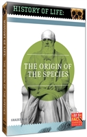History of Life: The Origin Of The Species DVD