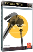 Physics Facts: Force And Motion DVD