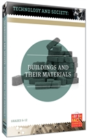 Technology and Society: Buildings And Their Materials DVD
