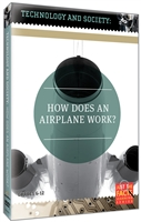 Technology and Society: How Does An Airplane Work? DVD