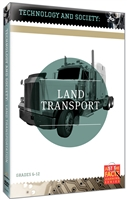 Technology and Society: Land Transport DVD