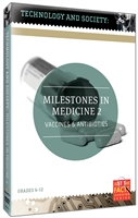 Technology and Society: Milestones In Medicine II (Vaccines and Antibiotics) DVD