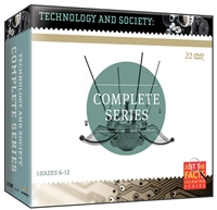 Technology and Society: SuperPack DVD
