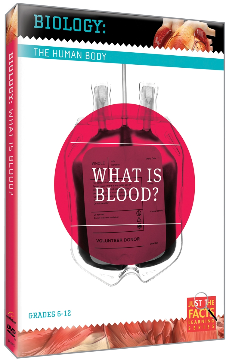 Biology of the Human Body: What Is Blood? (#GH4895)