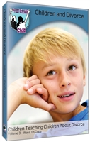 Children and Divorce: Volume 3, Ways to Cope DVD