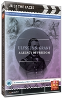 Just the Facts: Ulysses S. Grant: A Legacy of Freedom DVD