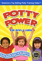 Potty Power DVD