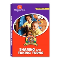 Marvel and Friends: Sharing and Taking Turns DVD