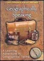 Geographically Speaking DVD