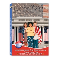 Understanding The Constitution: Creating The Federal Goverment DVD