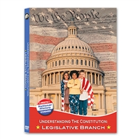 Understanding The Constitution: Legislative Branch DVD