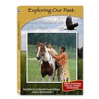 Exploring Our Past: Native Peoples Of The Great Plains DVD