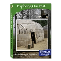 Exploring Our Past: Native Peoples Of The Woodlands DVD