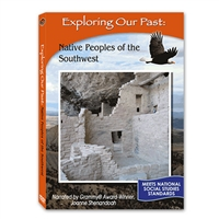 Exploring Our Past: Native Peoples Of The Southwest DVD