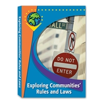 Exploring Communities Rules and Laws DVD