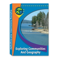 Exploring Communities and Geography DVD